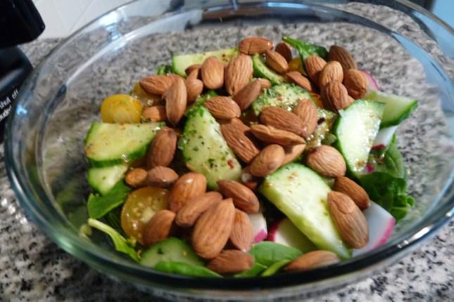 Paleo Garden Salad